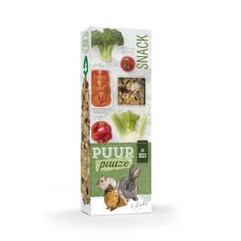 Brokkoli / Tomate / Fenchel / Paprika Pure Gourmet-Samensticks