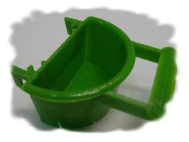 Futter/Wassernapf Oval verschiedene Farben D 6 cm