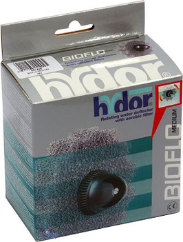 Hydor BioFlo Medium rotierender Diffusor mit Biofilter