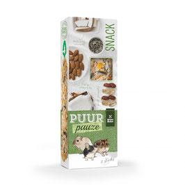 Mandel / Erdnuss / Kokosnuss / Sonnenblumenkerne Pure Gourmet-Samensticks