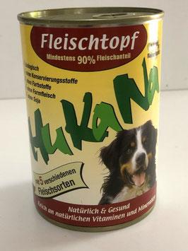 Hukana  Fleischtof  410g Mind. 90% Fleischanteil