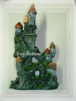 Aquarium Deko Burg Schloss