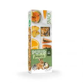 Orange / Papaya / Ananas Pure Gourmet-Samensticks