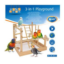 3 in 1 vogelspielplatz