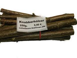 Knabberhölzer 250 g