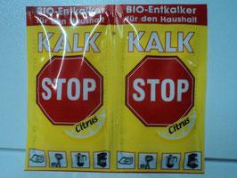 KALK STOPP | BIO-Entkalker Citrus