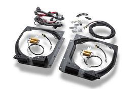 Genuine bi-xenon headlights relocation kit W463