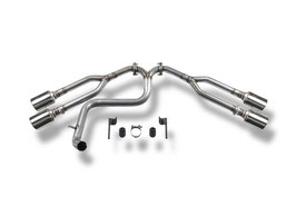 Exhaust system G350