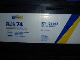 Cartechnic - Ultra Power 74