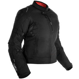 OXFORD GIRONA LADIES JACKET STEALTH BLACK
