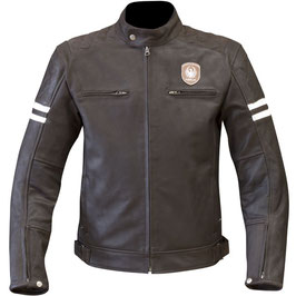 Merlin Hixon Heritage Leather Jacket