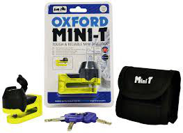 Oxford Mini-t Disc Lock OF49
