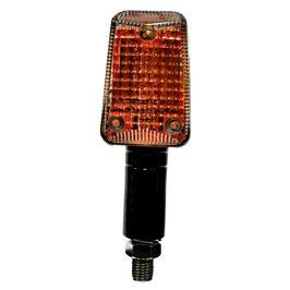 Oxford Mini Indicators Black Long Stem - Clear Lens OF472