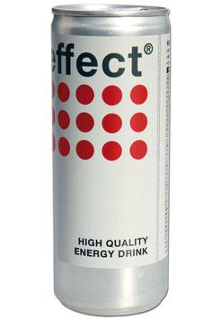 Versteckdose Energy Drink