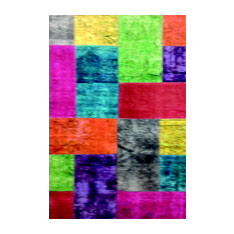 Patchwork multicolor 002