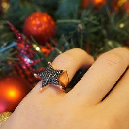 Ring BlackStar