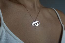 Halskette Evil Eye Big