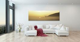 Käppele im goldenen Licht - Panoramaversion