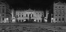 Residenz bei Nacht S/W-Edition
