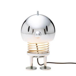 Bumbel Lampe L - Chrome