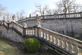 Treppe im Hofgarten