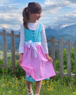 Kinderdirndl/Trachtenkleid Elisa