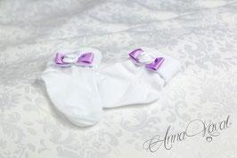 Festliche elegante Socken