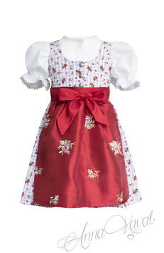Kinderdirndl Rosa