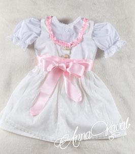 Babydirndl / Taufdirndl / Taufkleid Mila