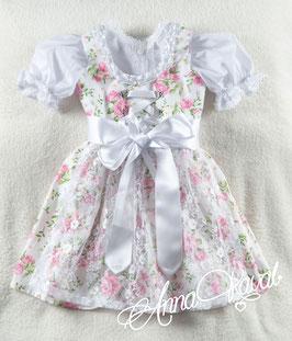 Babydirndl / Taufdirndl / Taufkleid Rosalina
