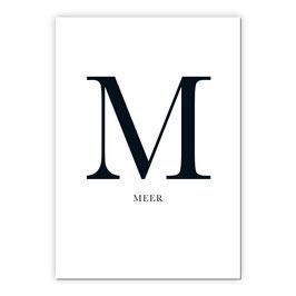 Print - M Meer