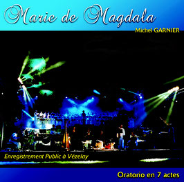 001 -CD Marie de Magdala -Réédition