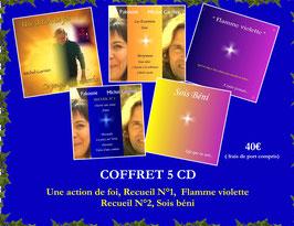 000 Offre exceptionnelle 5 CD