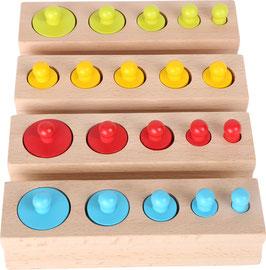 Steckspiel Montessori