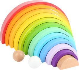 Regenbogen XL mit 2 Kugeln