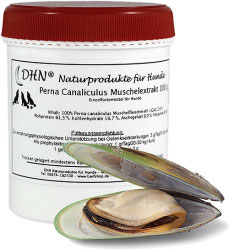 DHN® Grünlipp Muschelextrakt