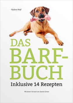 Das BARF Buch - Nadine Wolf