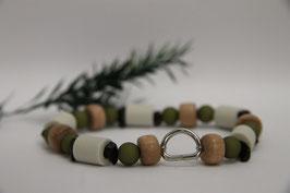 Natuurlijke anti-teek armband
