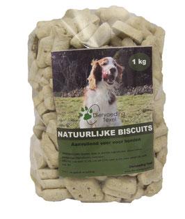 Natuurlijke biscuits 1kg