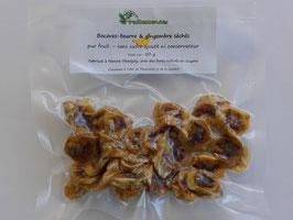 Bacoves (bananes à dessert) au gingembre
