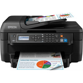Epson WorkForce WF-2750DWF - Impresora multifunción