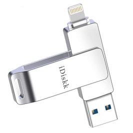 IDiskk 128GB para Apple - Pendrive
