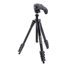 Manfrotto Compact Action - Trípode