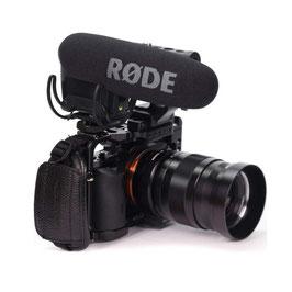 Rode VideoMic Pro Rycote - Micrófono
