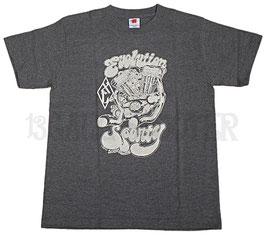 Sportster Engine Tee(Gray)/スポーツスターエンジンTシャツ(グレー)