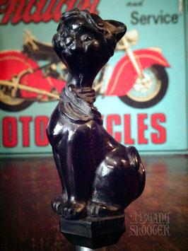 MOTOR CAT Shift knob[Black]/モーターキャットシフトノブ・ブラック