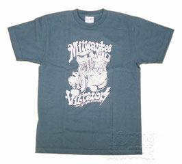 PanHead Motor T-shirt・パンヘッドエンジンTシャツ
