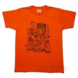 Franken Chopper Tee Orange|フランケンチョッパー オレンジTシャツ