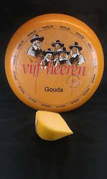 Vijf Heeren medium mature goudse