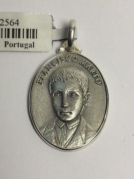 Medalha Sº Francisco Marto - PP